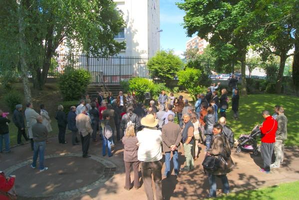 Inauguration officielle du jardin des Nouzeaux2