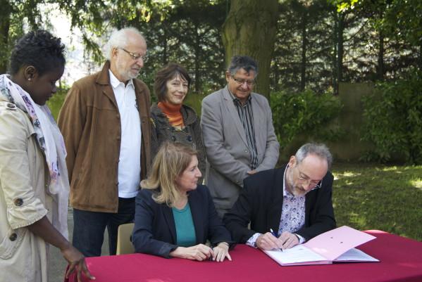 Inauguration officielle du jardin des Nouzeaux3