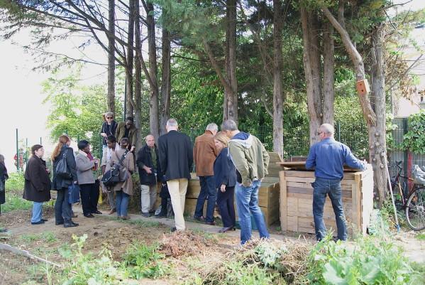 Inauguration officielle du jardin des Nouzeaux7