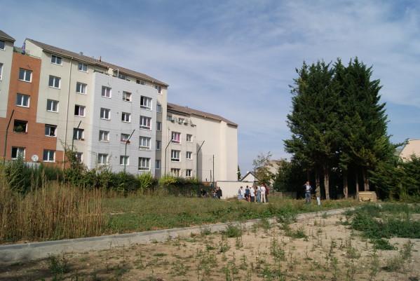 Jardin partagé des Nouzeaux - les adhésions démarrent le 21 novembre 1