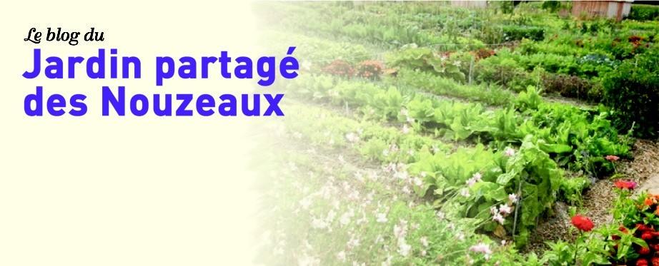 Jardin partagé des Nouzeaux