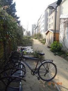 Parc à vélos 2